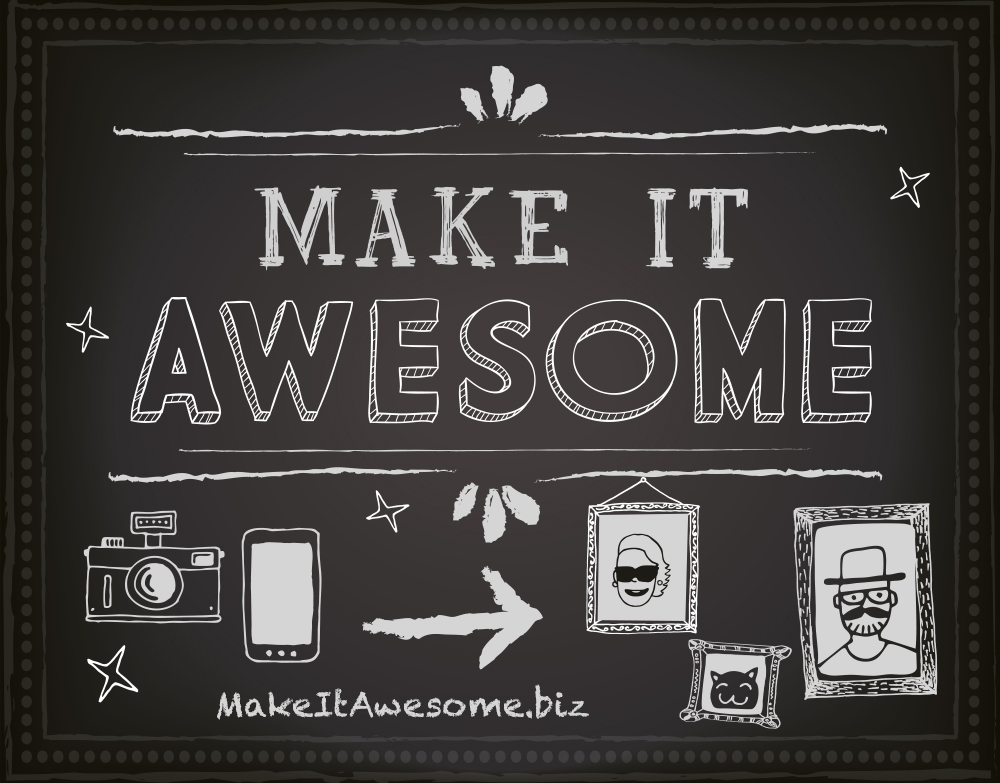 Make it AWESOME! The Chester Frame Company